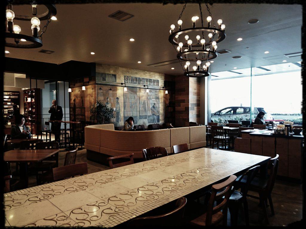 スターバックス ルクア1100 2Fグランマルシェ店
