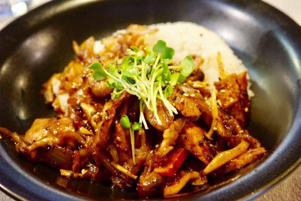 Niban 豚ロース丼