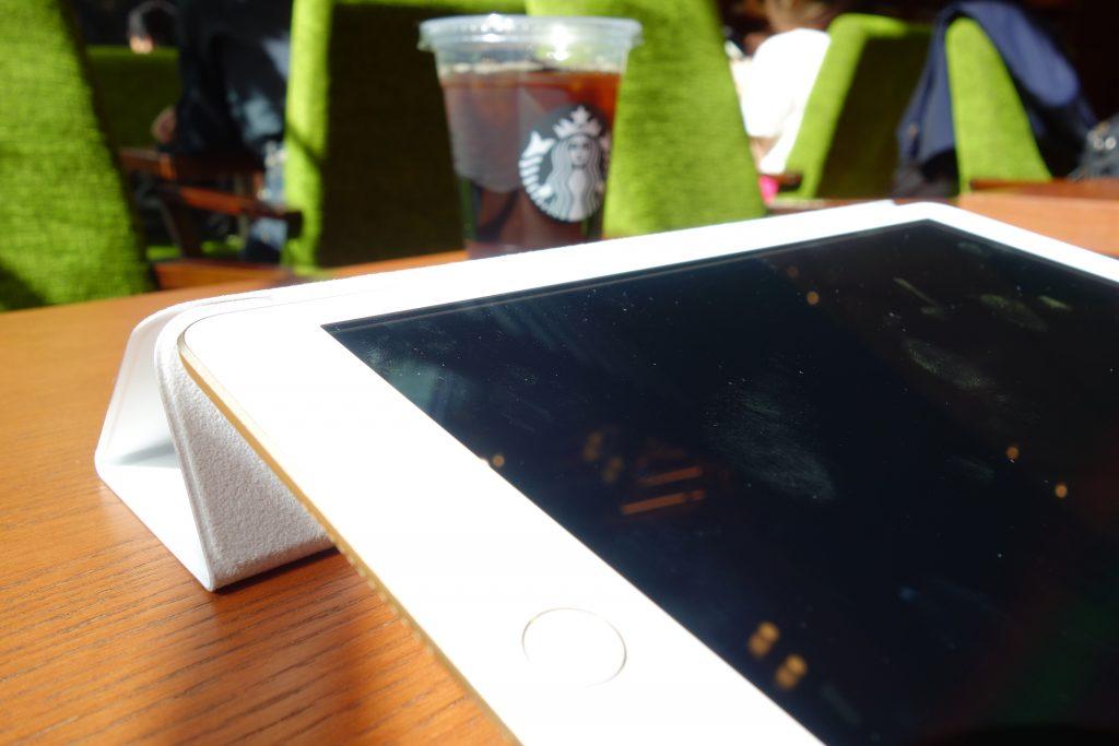 iPad 2017 5th ブログ用に買ってきた 開封編 smartcover