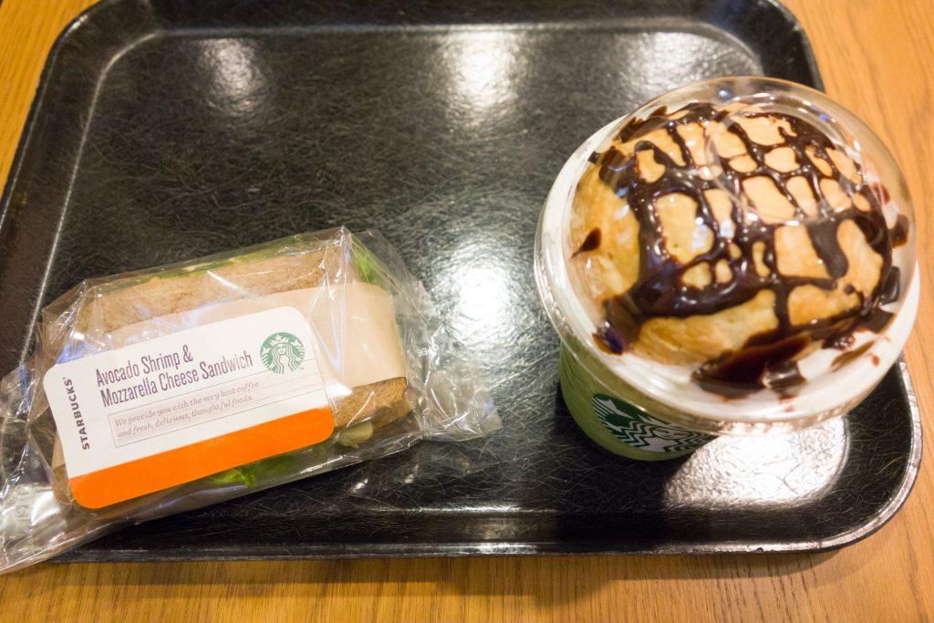 Starbucks OPEN Anywhere