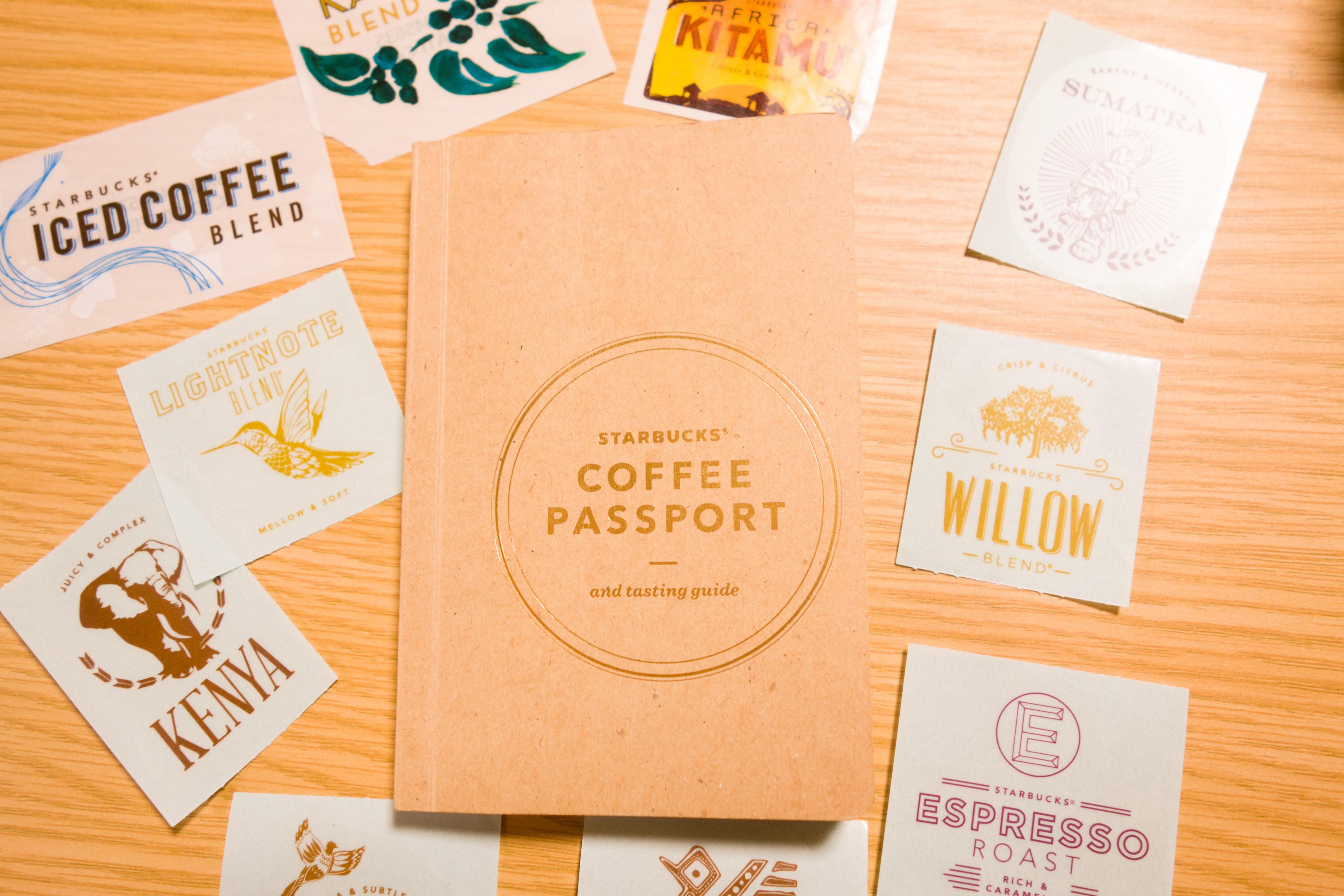 スタバ コーヒーパスポート