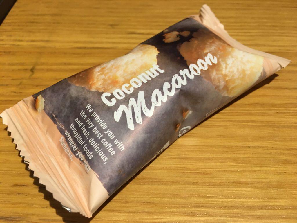 スターバックス ココナッツ マカロン